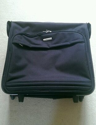 Deluxe Suit / Dress / Garment Carrier With Wheels