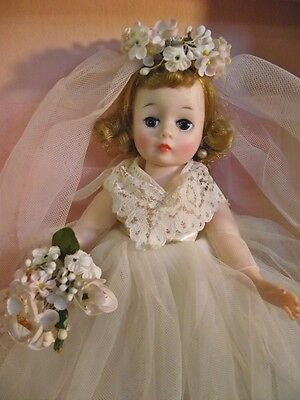 1962 Cissette Bride #755 NMint in Original Box
