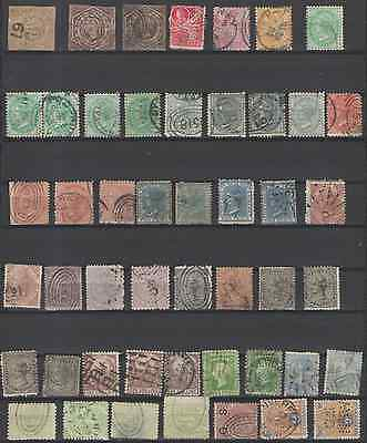 Stamps New South Wales 48Pc Lot