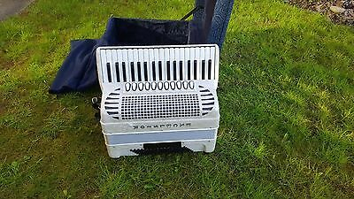Excelsior 1304 BC 96 Bass Accordion