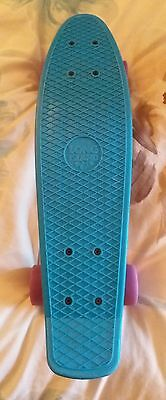 Long Island Longboards Penny Skateboard *excellent Condition*