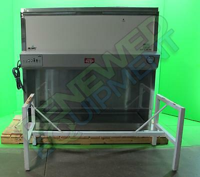 Nuaire NU-425-600 6' Biological Safety Cabinet Hood Class II A/B3 with Stand