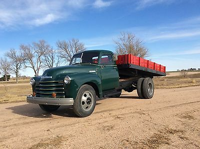 1947 Chevrolet Other Pickups Luxurious farm trim 1947 CHEVROLET TRUCK, BEAUTIFUL, RUSTFREE VERSION, RUNS, DRIVES, STOPS GREAT, NR
