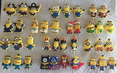 Minion Shoe Charms Minion Clog Charms Minions In Costumes Shoe Charms Fits Crocs