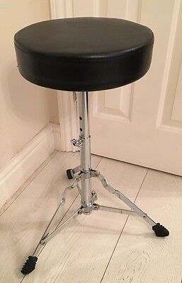 Drum Hardware Brand New Natal Drum Stool Throne For Drummer / Drum Kit