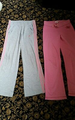 2 pices  set 9 yrs Girls jogging bottoms