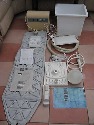 Portable Jacuzzi Bath Hydro Massage For Athletes-Instructions - Used Excellent