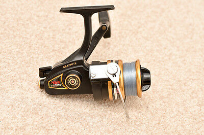 Genuine Vintage Penn Usa 4500 Ss Saltwater Spinning Reel