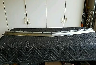 56 chevy lower grill moulding