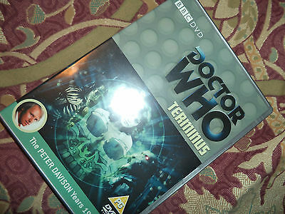 Doctor Who Terminus DVD
