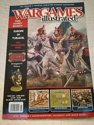 Wargames Illustrated Issue 272 June 2010