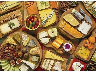 Cobble Hill 1,000 Piece Jigsaw Puzzle - More Cheese Please