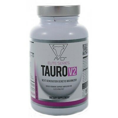Anabolic Designs Tauro Test V2 (63caps) Strongest Natural Test Booster in the UK