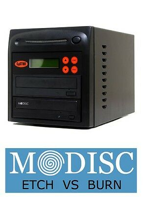 Systor Systems Systor 1 to 1 M-Disc 24X CD / DVD Multi Target Duplicator Tower
