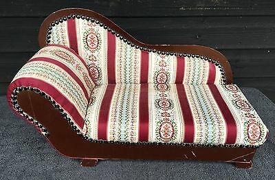 Shop Prop Display - Victorian antique chaise ~ Large Prototype Model ~ Superb