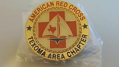 1996, Grayson County Chapter of the American Red Cross
