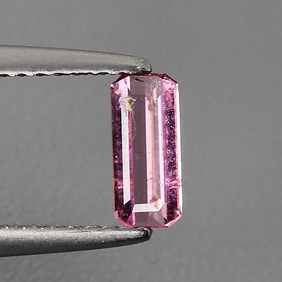 0.425 Ct Unique Excellent Luster Wow Pink Natural Unheated Tourmaline Gem