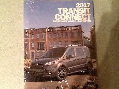 2017 Ford Transit Connect brochure new