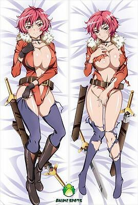 Kuroinu Maia sm1826 Anime Dakimakura Body Pillow Case
