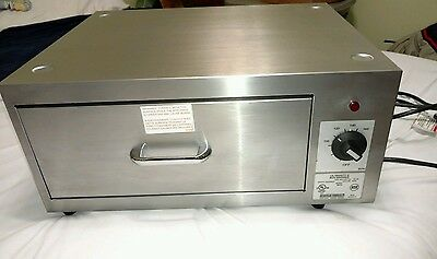 Hot Lil' Diggity Bun Warmer Model # 8018 Restaurant Quality Gold Medal Products