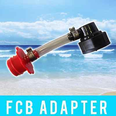 FCB Adapter - Coke to Scholle Bag-in-Box + Free Shipping