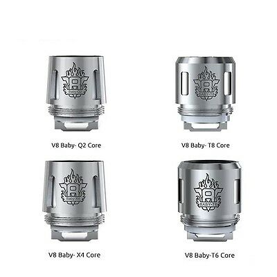 New Release Authentic Smok Tfv8 - The Baby Beast Heads