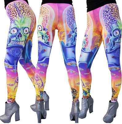 Mars Attacks Leggings (L)