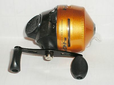 Zebco 404 Standard Series Spincast Reel With Line