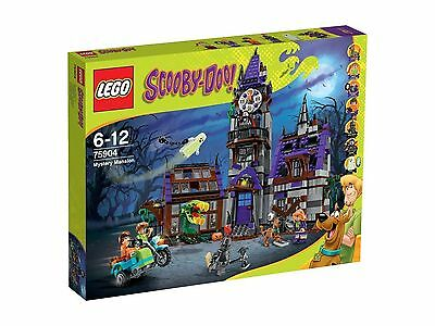 LEGO Scooby-Doo Mystery Mansion 75904 - BRAND NEW RETIRED