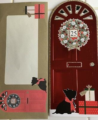 GORGEOUS set of 18 Boxed Christmas Cards with