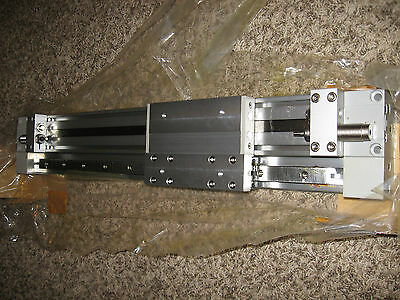 NEW SMC 20-MY1H40-400H-X417 Linear Guide Pneumatic Cylinder 40mm Bore x 400mm