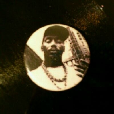 BIG DADDY KANE BDK new york  25mm Hip Hop Pin Button Badge eastcoast 80s 90s r