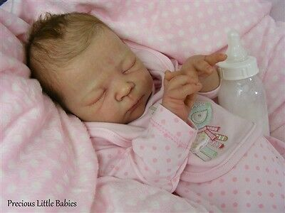 Serah Doll Kit With Torso By Adrie Stoete To Make A Reborn Baby