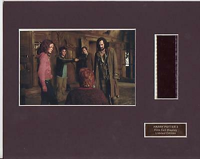Harry Potter 3 Film Cell Display Limited Edition Rare