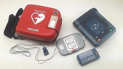 Philips Frx Aed Heartstarter Automated External