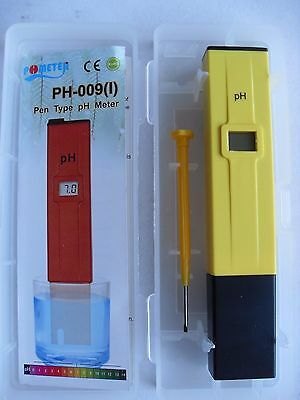 New Digital Ph Meter Water Tester Hydroponics Swimming Pool/spa