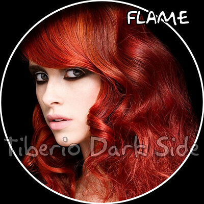 Flame Red La Riche Directions Hair Dye Tinte Pelo Crema Cabello Rojo Anaranjado