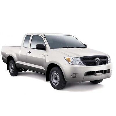 Toyota Hilux 2005-2012 2WD 4WD 4X4 Workshop Service Repair Manual On CD
