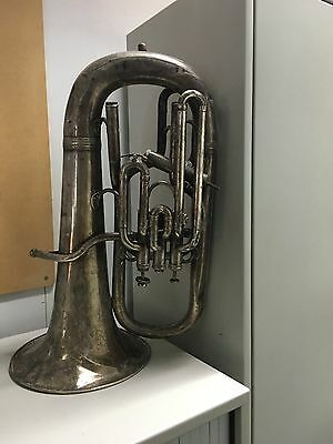 Tuba - Excelsior Sonorous Class A Hawkes & Son - Picadilly Circus - London