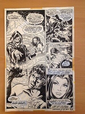 Journey Into Mystery Vol. 2 #1 (!) Pg 2, Art Page  (Mike Ploog, Jim Starlin) #32