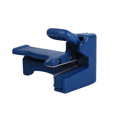 Plastic Double Edge Trimmer Banding Machine Wood Head Tail Trimming Tool HG