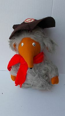 Orinoco soft toy, Pedigree. Very good condition.