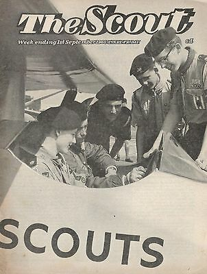 1962 1 SEPTEMBER 21736 The Scout
