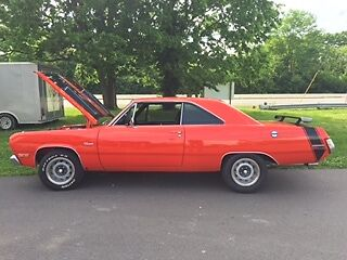 1972 Plymouth Other  1972 Plymouth Scamp