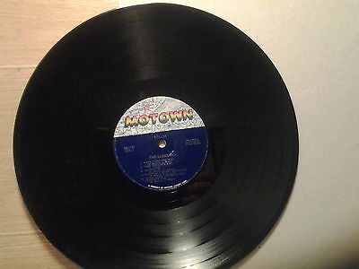 The Supremes 33lp original Motown vinyl record