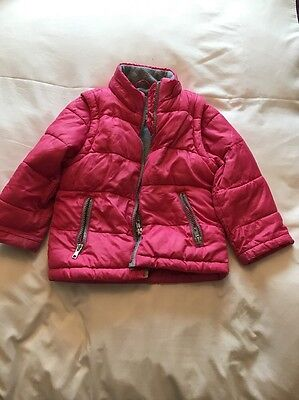 Boden Girls Coat 1 1/2 To 2 Years
