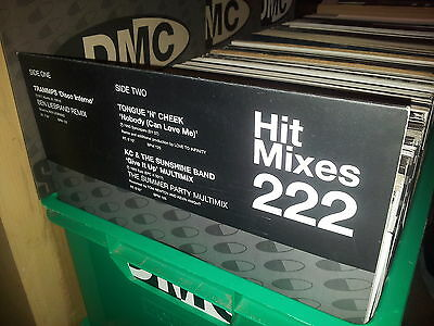 "Dmc Hit Mixes Dance/house Remixes 12"" Record Collection Job Lot New Old Stock Dj"