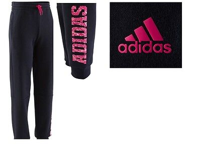 Adidas Girls Cotton  Bottoms Trousers