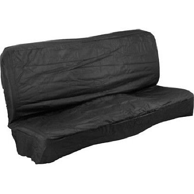 Bell Black All Terrain Bench Seat Cover