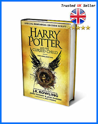 Harry Potter and the Cursed Child - Parts One & Two ***Fast Shipping***